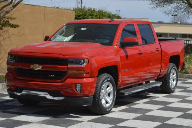 2018 Silverado 1500 Crew Cab 4x4,  Pickup #T1787 - photo 3