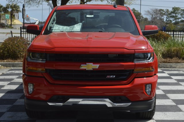 2018 Silverado 1500 Crew Cab 4x4,  Pickup #T1787 - photo 4