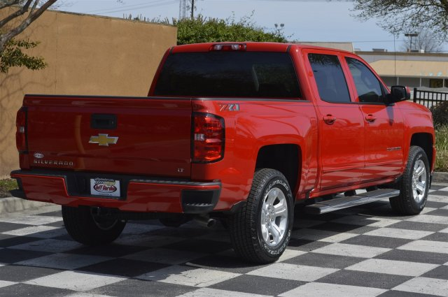 2018 Silverado 1500 Crew Cab 4x4,  Pickup #T1787 - photo 2