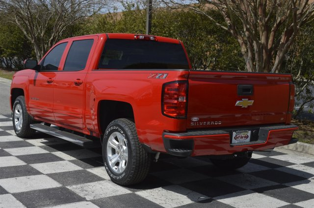 2018 Silverado 1500 Crew Cab 4x4,  Pickup #T1787 - photo 5