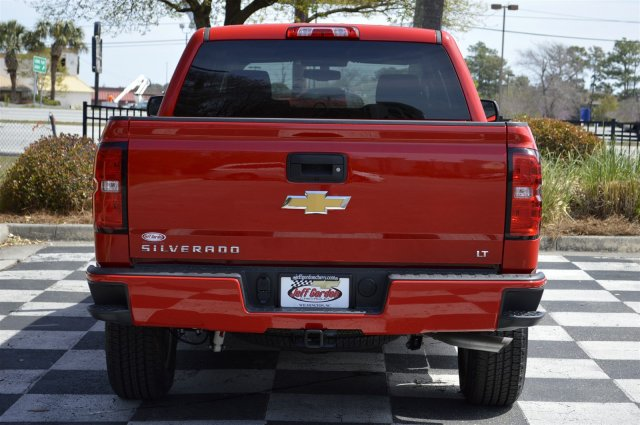 2018 Silverado 1500 Crew Cab 4x4,  Pickup #T1787 - photo 6