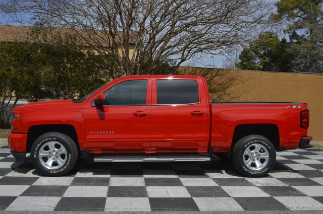 2018 Silverado 1500 Crew Cab 4x4,  Pickup #T1787 - photo 7