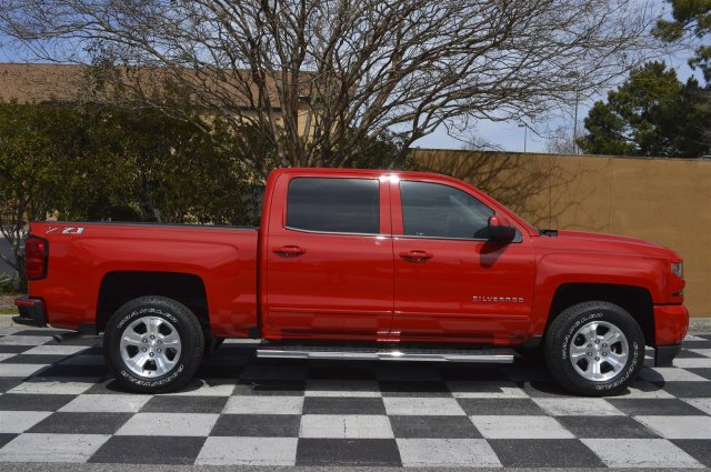 2018 Silverado 1500 Crew Cab 4x4,  Pickup #T1787 - photo 8