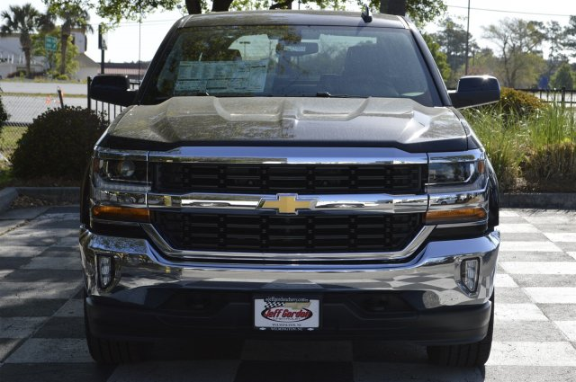 2018 Silverado 1500 Crew Cab 4x4, Pickup #T1792 - photo 4