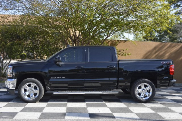 2018 Silverado 1500 Crew Cab 4x4, Pickup #T1792 - photo 7