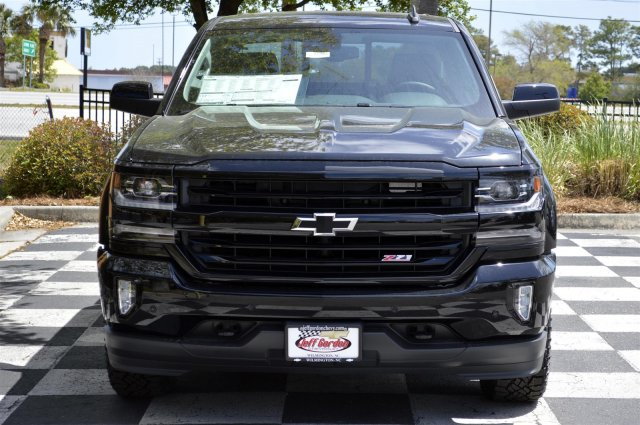 2018 Silverado 1500 Crew Cab 4x4, Pickup #T1793 - photo 4
