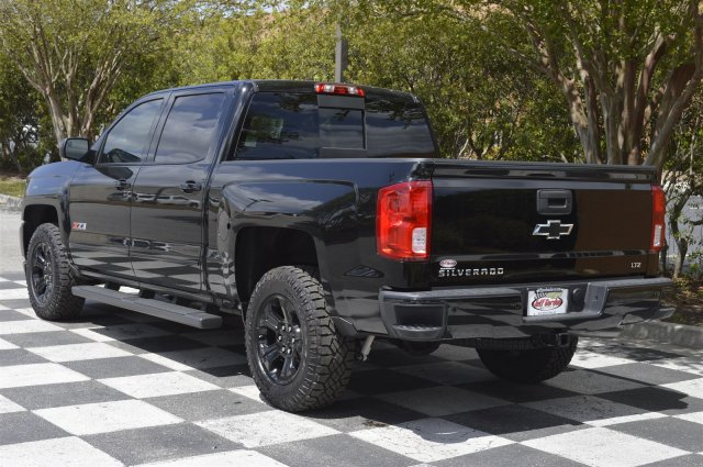 2018 Silverado 1500 Crew Cab 4x4, Pickup #T1793 - photo 5