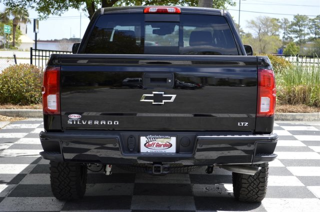 2018 Silverado 1500 Crew Cab 4x4, Pickup #T1793 - photo 6