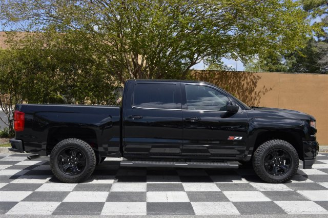 2018 Silverado 1500 Crew Cab 4x4, Pickup #T1793 - photo 8