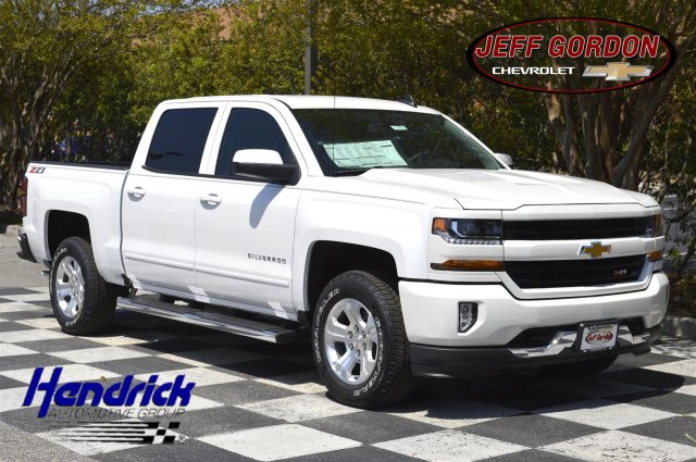 2018 Silverado 1500 Crew Cab 4x4, Pickup #T1797 - photo 1