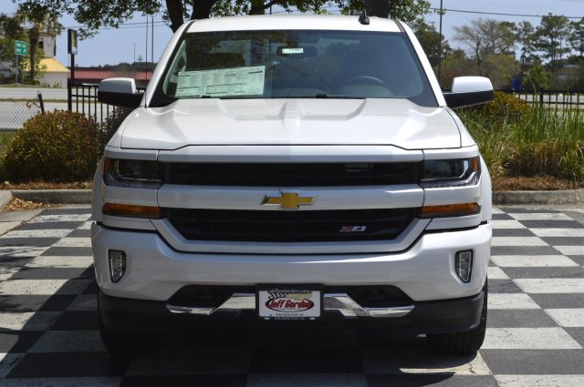 2018 Silverado 1500 Crew Cab 4x4, Pickup #T1797 - photo 4