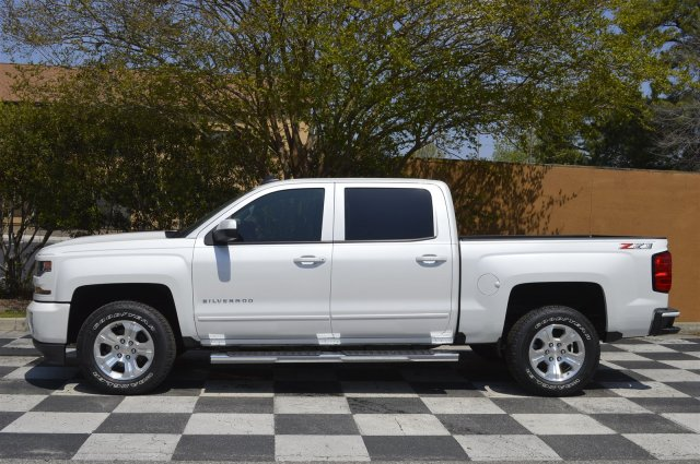 2018 Silverado 1500 Crew Cab 4x4, Pickup #T1797 - photo 7