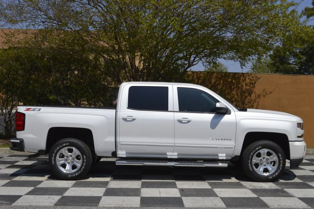 2018 Silverado 1500 Crew Cab 4x4, Pickup #T1797 - photo 8
