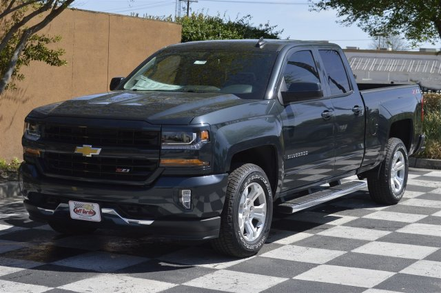2018 Silverado 1500 Double Cab 4x4, Pickup #T1798 - photo 3