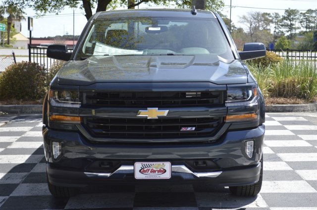 2018 Silverado 1500 Double Cab 4x4, Pickup #T1798 - photo 4