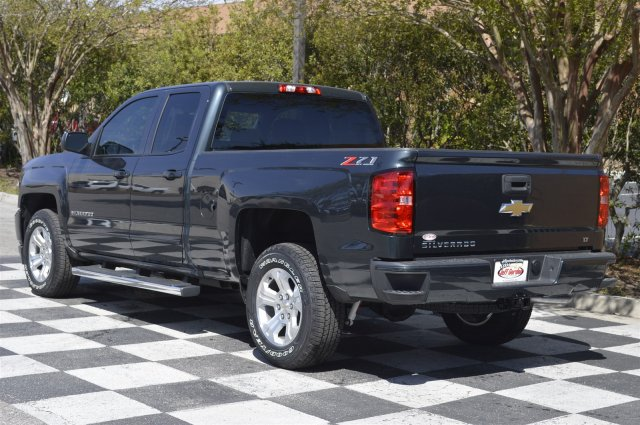2018 Silverado 1500 Double Cab 4x4, Pickup #T1798 - photo 5