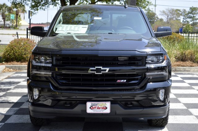 2018 Silverado 1500 Crew Cab 4x4, Pickup #T1800 - photo 4