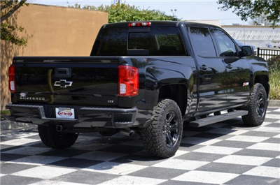 2018 Silverado 1500 Crew Cab 4x4, Pickup #T1800 - photo 2