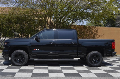 2018 Silverado 1500 Crew Cab 4x4, Pickup #T1800 - photo 7