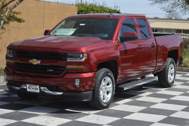 2018 Silverado 1500 Double Cab 4x4,  Pickup #T1802 - photo 3
