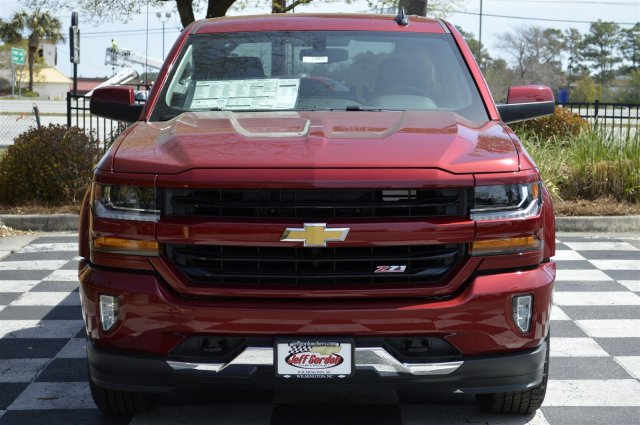 2018 Silverado 1500 Double Cab 4x4,  Pickup #T1802 - photo 4