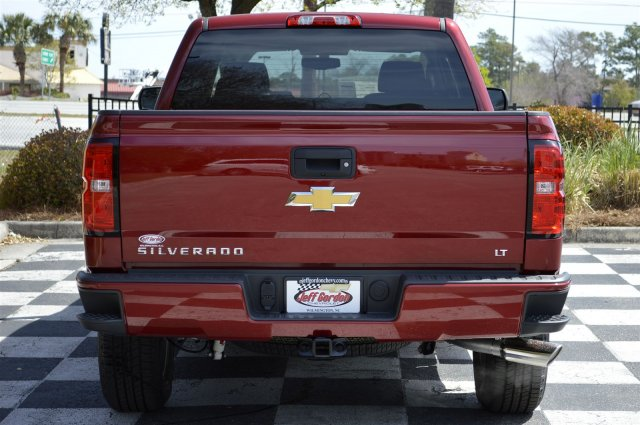 2018 Silverado 1500 Double Cab 4x4,  Pickup #T1802 - photo 6