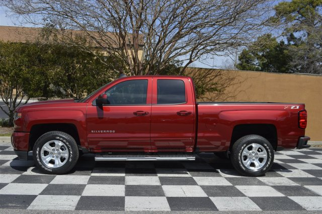 2018 Silverado 1500 Double Cab 4x4,  Pickup #T1802 - photo 7