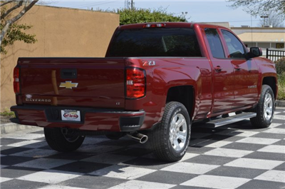 2018 Silverado 1500 Double Cab 4x4,  Pickup #T1802 - photo 2