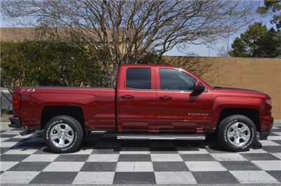 2018 Silverado 1500 Double Cab 4x4,  Pickup #T1802 - photo 8