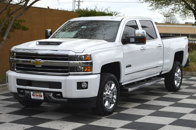 2018 Silverado 2500 Crew Cab 4x4, Pickup #T1818 - photo 3