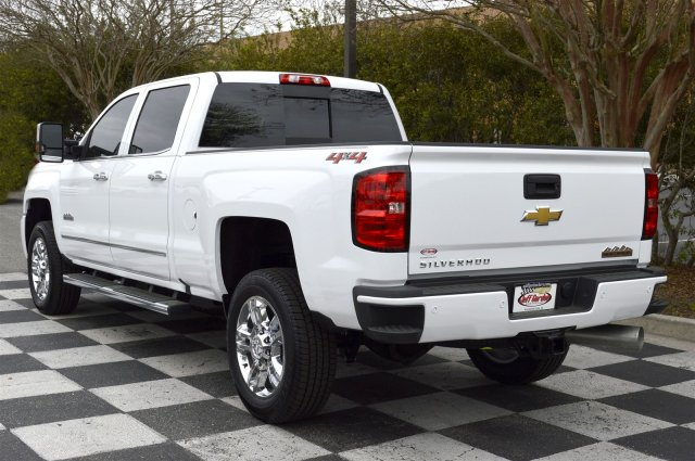 2018 Silverado 2500 Crew Cab 4x4, Pickup #T1818 - photo 5