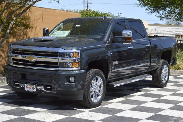2018 Silverado 2500 Crew Cab 4x4, Pickup #T1828 - photo 3