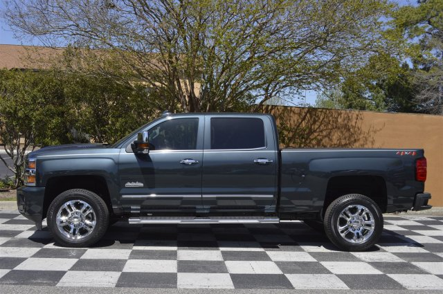 2018 Silverado 2500 Crew Cab 4x4, Pickup #T1828 - photo 7