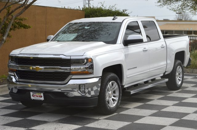 2018 Silverado 1500 Crew Cab, Pickup #T1845 - photo 3