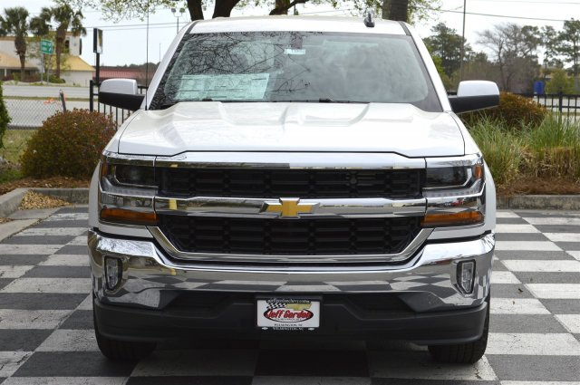 2018 Silverado 1500 Crew Cab, Pickup #T1845 - photo 4