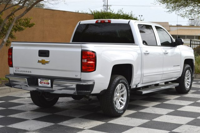 2018 Silverado 1500 Crew Cab, Pickup #T1845 - photo 2