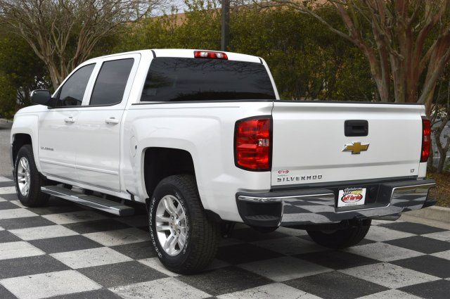 2018 Silverado 1500 Crew Cab, Pickup #T1845 - photo 5