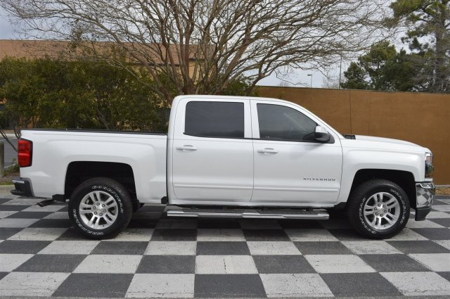 2018 Silverado 1500 Crew Cab, Pickup #T1845 - photo 8