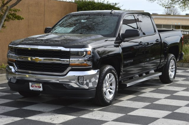 2018 Silverado 1500 Crew Cab, Pickup #T1849 - photo 3