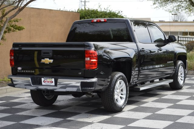 2018 Silverado 1500 Crew Cab, Pickup #T1849 - photo 2