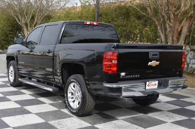 2018 Silverado 1500 Crew Cab, Pickup #T1849 - photo 5