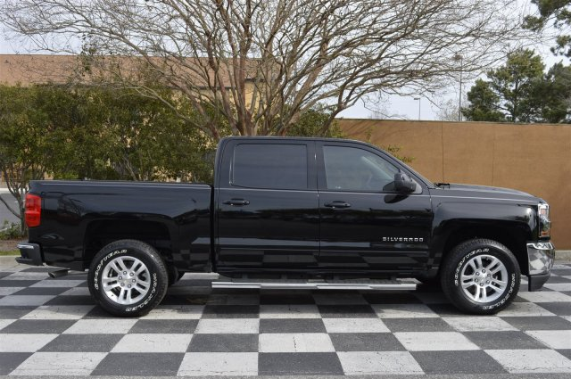 2018 Silverado 1500 Crew Cab, Pickup #T1849 - photo 8