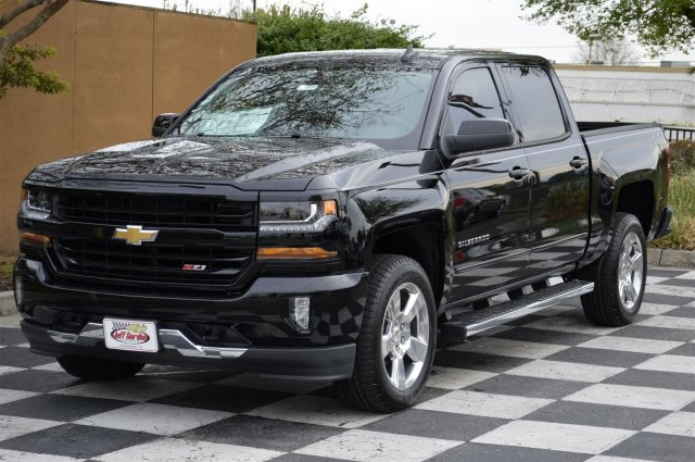 2018 Silverado 1500 Crew Cab 4x4,  Pickup #T1850 - photo 3