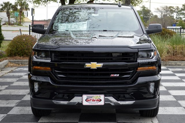 2018 Silverado 1500 Crew Cab 4x4,  Pickup #T1850 - photo 4