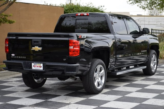 2018 Silverado 1500 Crew Cab 4x4,  Pickup #T1850 - photo 2