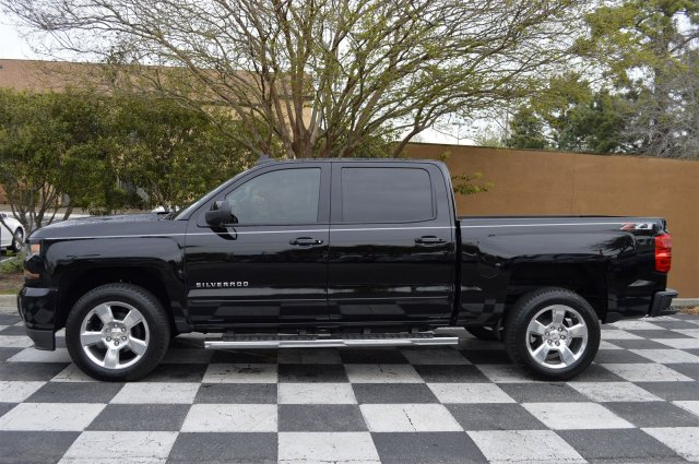 2018 Silverado 1500 Crew Cab 4x4,  Pickup #T1850 - photo 7