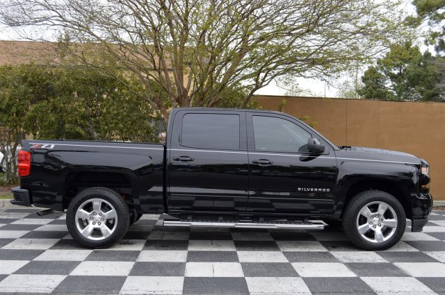 2018 Silverado 1500 Crew Cab 4x4,  Pickup #T1850 - photo 8