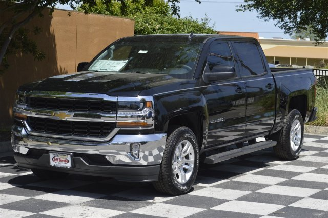 2018 Silverado 1500 Crew Cab, Pickup #T1851 - photo 3