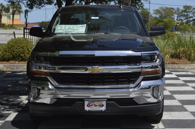2018 Silverado 1500 Crew Cab, Pickup #T1851 - photo 4