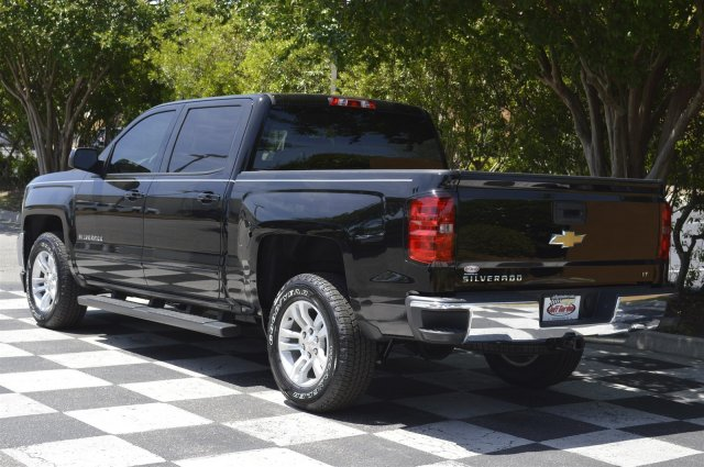 2018 Silverado 1500 Crew Cab, Pickup #T1851 - photo 5